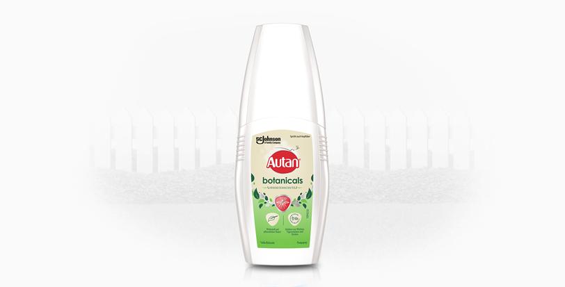 Autan® Botanicals Pumpspray