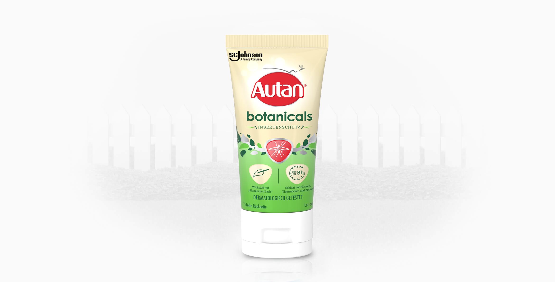Autan® Botanicals Lotion